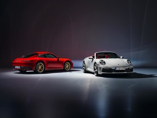 Porsche 911. Premiera bazowej wersji Carrera