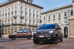 Fiat Panda. Ekskluzywna wersja Trussardi
