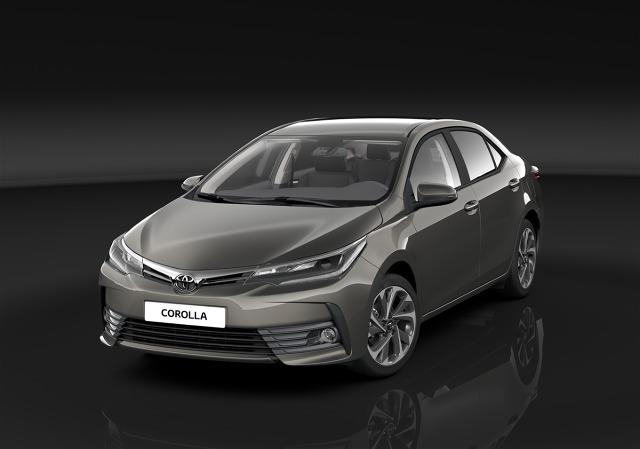 Toyota Corolla   W lipcu 2016 roku zadebiutuje na polskim rynku odświeżona wersja 11. generacji tego modelu. Samochód zyskał nowoczesną,  stylistykę nadwozia oraz zaawansowany pakiet systemów bezpieczeństwa Toyota Safety Sense.  Fot. Toyota