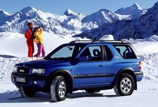 Opel Frontera B (1998 - 2004) Terenowy