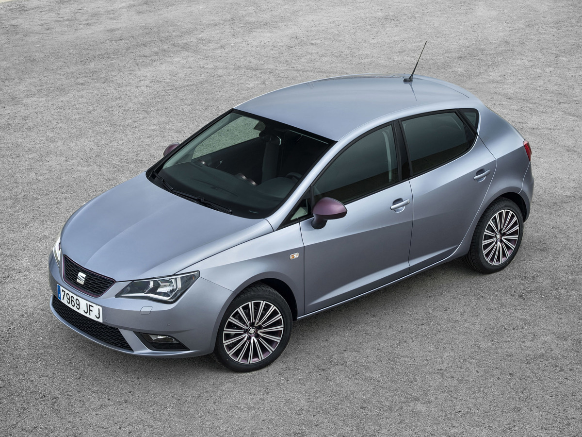 Tak wygląda obecnie dostępny na rynku modeli Ibiza.  Fot. Seat