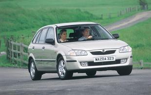 Mazda 323 VI (1998 - 2003) Hatchback