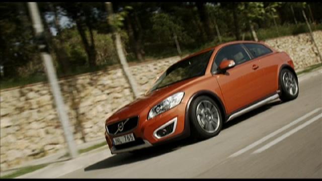 zdjęcie Volvo C30