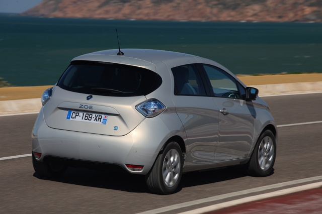 zdjęcie Renault Zoe