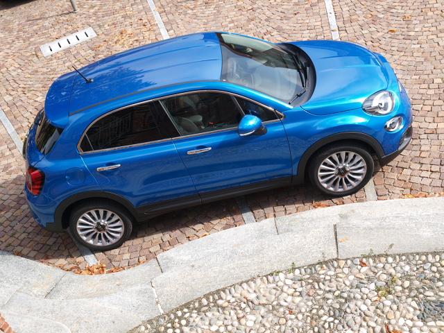Nowe silniki, nowe wersje i więcej w standardzie. Fiat 500X przechodzi samego siebie.   Fot. Michał Kij