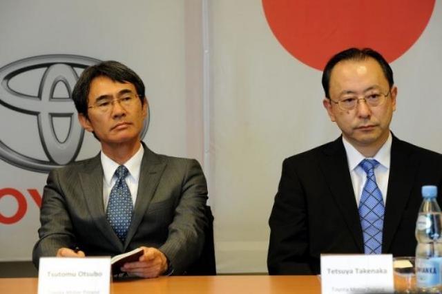 Nowy prezes Toyota Motor Poland