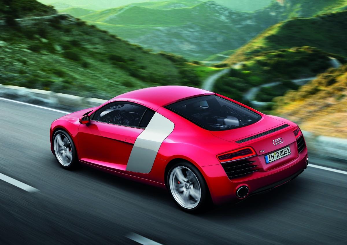 Nowe Sportowe Auto Audi Audi R8 V10 Fot Audi Galeria