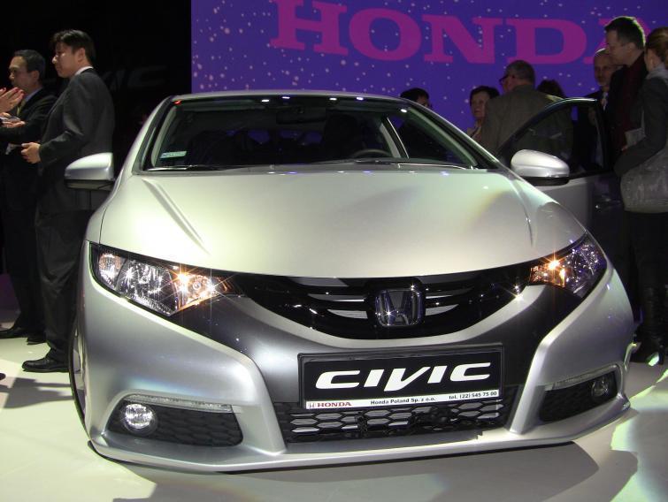 Pierwsza jazda: Honda Civic - styl przyszłości