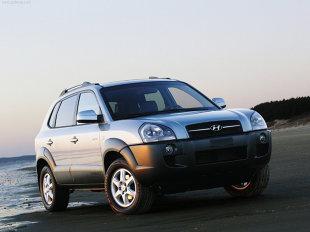 Hyundai Tucson (2004 - teraz) SUV