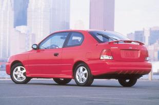 Hyundai Accent II (2000 - 2005) Hatchback