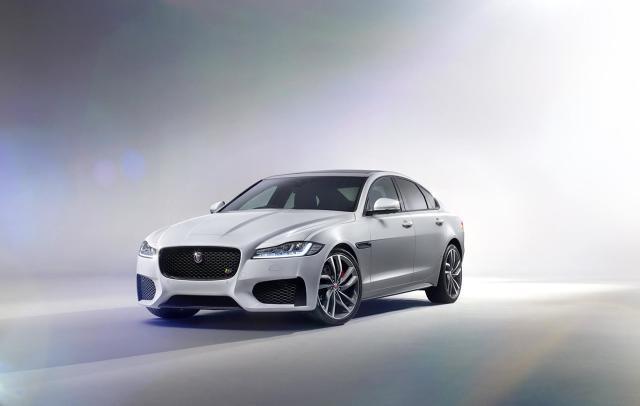 Jaguar XF / Fot. Jaguar