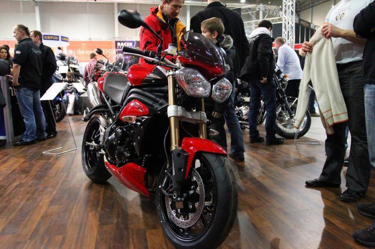 Triumph świętuje wyprodukowanie półmilionowego motocykla