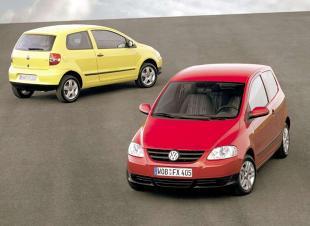 Volkswagen Fox (2004 - teraz)