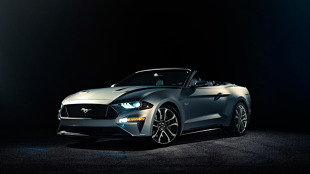 Ford Mustang Convertible. Jakie zmany?
