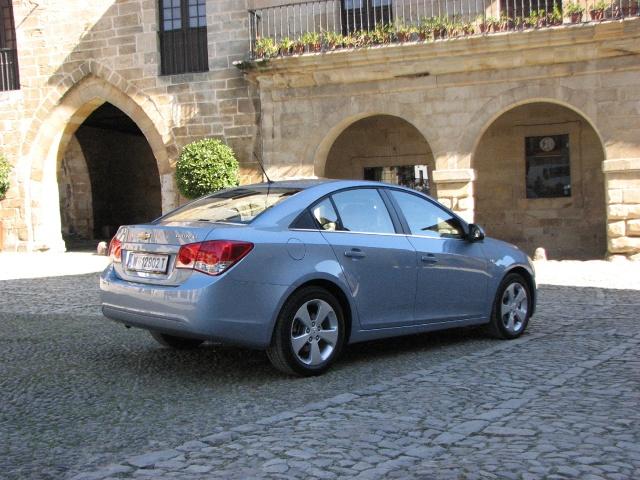 zdjęcie Chevrolet Cruze