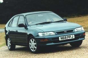 Toyota Corolla VII (1991 - 1997) Hatchback