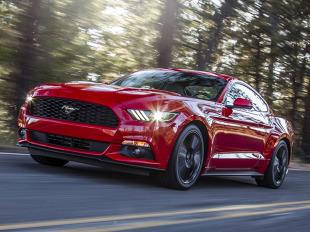 Ford Mustang VI (2014 - teraz)