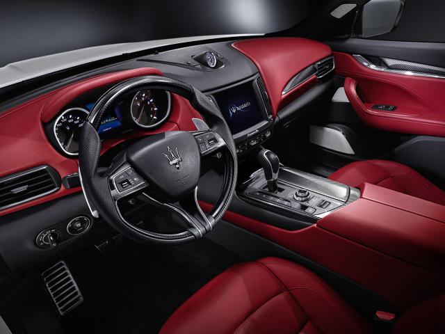 zdjęcie Maserati Levante