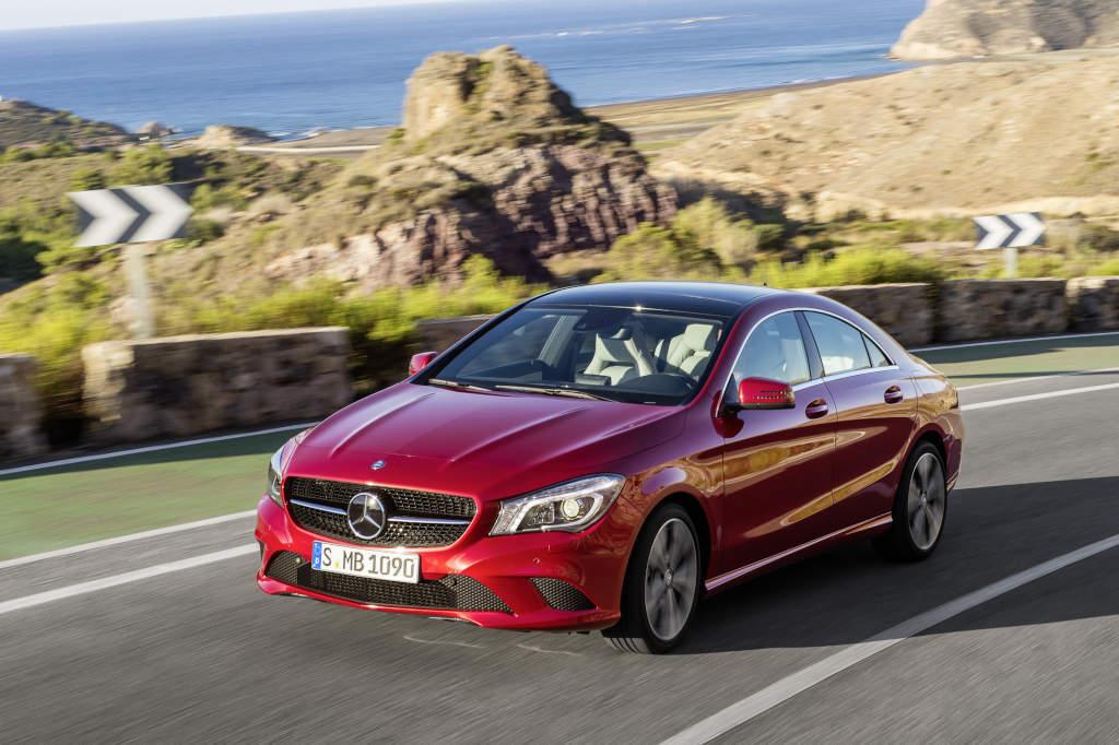 5131 nowych osobowych Mercedesów zarejestrowano w Polsce od stycznia do lipca br. Oznacza to 21,5-procentowy wzrost względem analogicznego okresu poprzedniego roku - rekordowy wśród marek premium / Fot. Mercedes-Benz