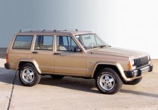 Jeep Cherokee II [XJ] (1984 - 2001) SUV
