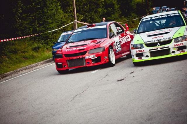 Wyścigi górskie - czas na rundę w Bieszczadach. Zobacz film