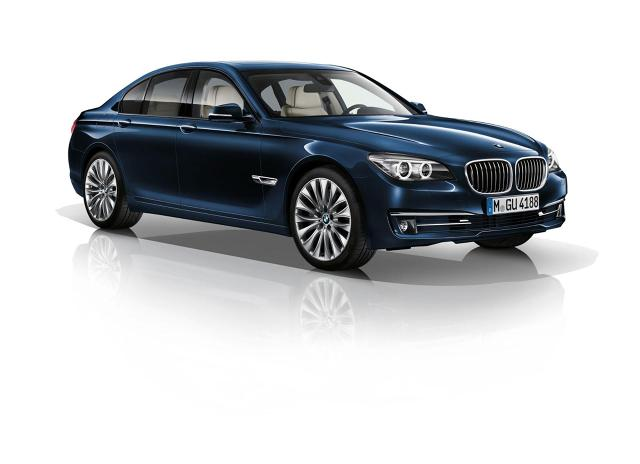 BMW 7 Exclusive Edition  / Fot. BMW