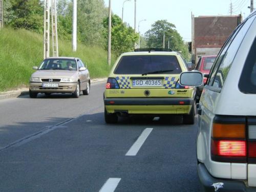 Fot. Przemek Świderski: Zajeżdżanie drogi to, zdaniem internautów, jedna z najbardziej denerwujących sytuacji na drodze.