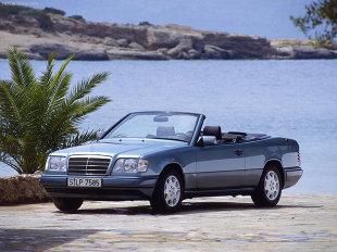 Mercedes-Benz Klasa E W124 (1993 - 1996) Kabriolet