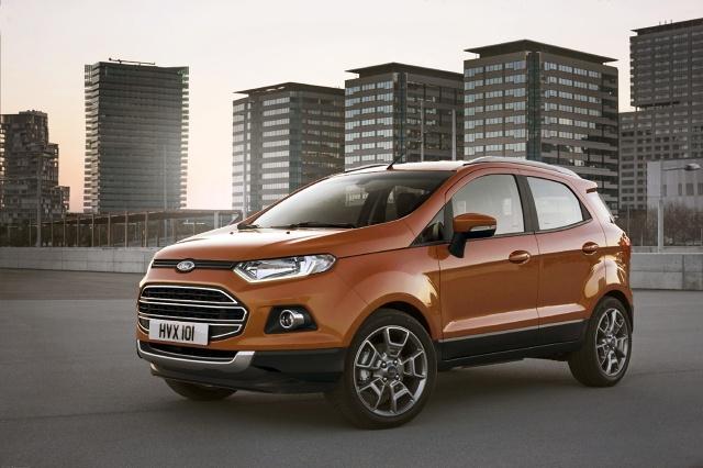 zdjęcie Ford EcoSport