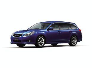 Subaru Legacy / Legacy Outback V (2009 - teraz)