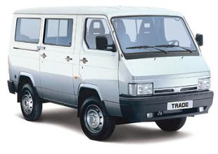 Nissan Trade (1990 - 2001) Furgon