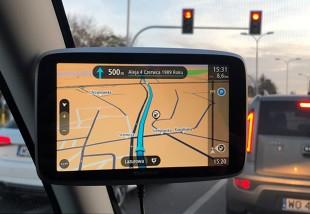 Wyznaczanie trasy, nawigacja. Test TomTom GO Premium