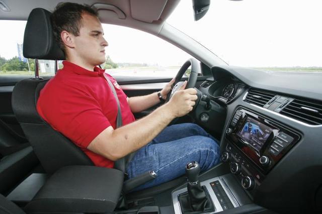Eco-driving w Szkoła Auto