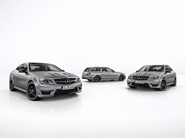 zdjęcie Mercedes-Benz C63 AMG 507 Edition