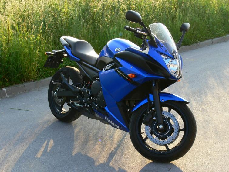 Testujemy: Yamaha XJ6 Diversion F - uniwersalna w pełnej owiewce