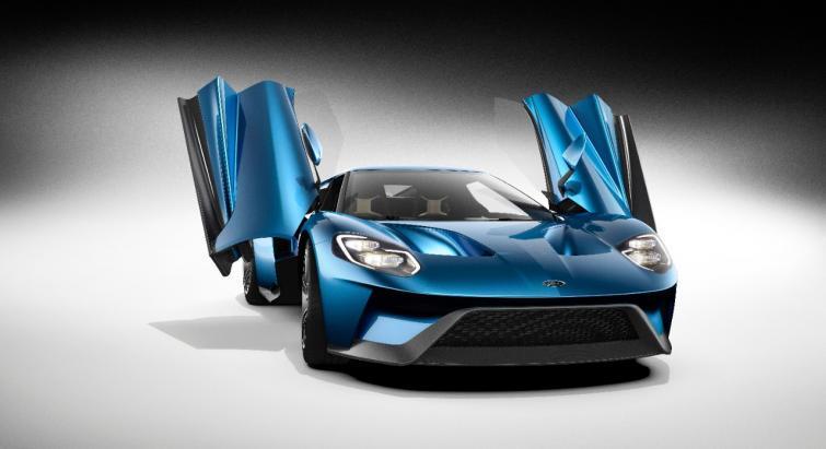 Ford GT powraca