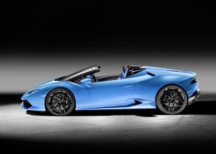 Lamborghini Huracan (2014 - teraz) Spider