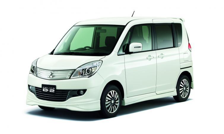 Mały minivan od Mitsubishi