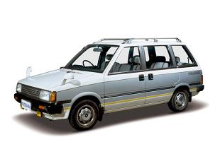 Nissan Prairie I [M10] (1982 - 1988) MPV