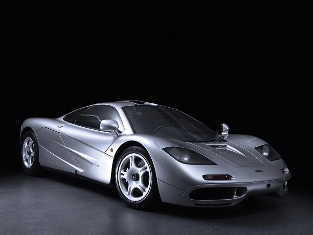 zdjęcie McLaren F1