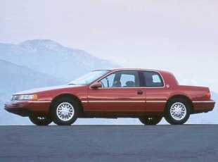 Mercury Cougar VII (1989 - 1997) Coupe