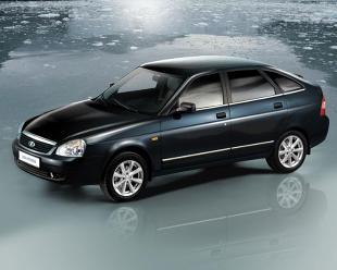 Lada Priora (2007 - teraz) Hatchback [2172]
