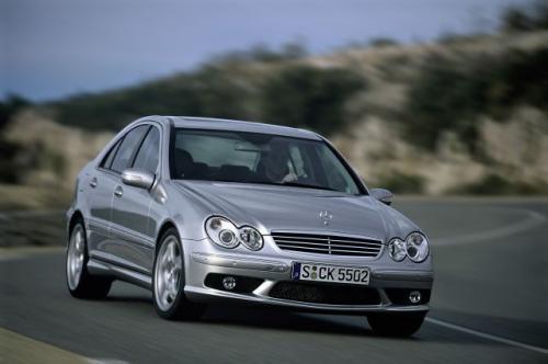 Mercedesy klasy C i E będą montowane w Chinach.