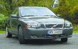 Volvo S80 po lekkich retuszach. Szwedzki flagowiec uważany jest za jeden z najbez- pieczniejszych samochodów na świecie. Zdj. Marek Wicher
