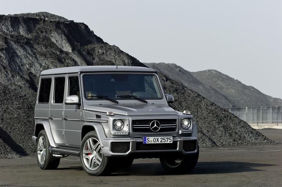 Mercedes-Benz G 63 AMG 6x6 / Fot. Mercedes-Benz