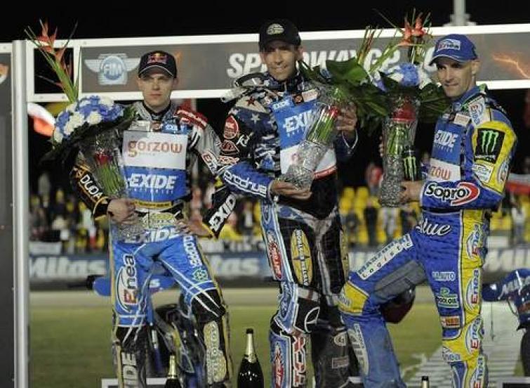 Hampel i Jonsson powalczą o mistrzostwo świata. Co z Gollobem?