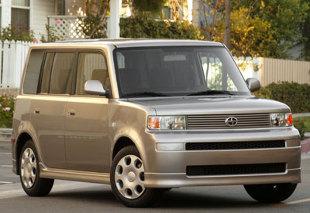 Scion xB I (2003 - 2007) MPV