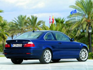 BMW SERIA 3 IV (E46) (1998 - 2008) Coupe [E46]