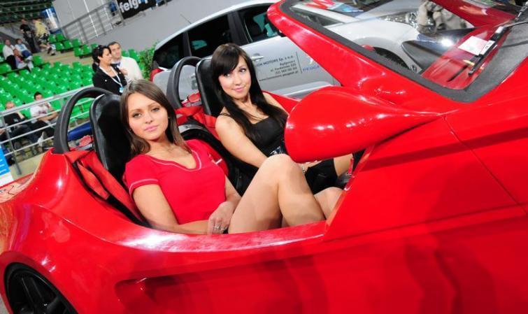 Targi motoryzacji Auto-Show 2011 - zobacz zdjęcia