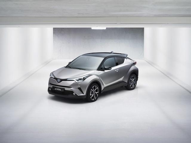 zdjęcie Toyota C-HR